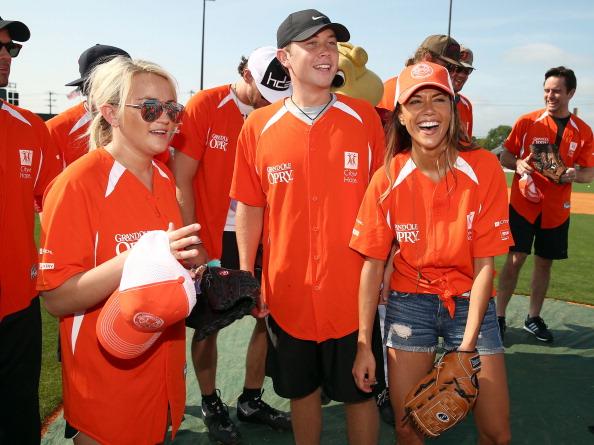 Jamie Lynn Spears「City of Hope Celebrity Softball Game at CMA Festival - Arrivals」:写真・画像(6)[壁紙.com]