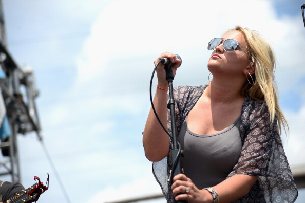 "Jamie Lynn Spears「SiriusXM's 2nd Annual ""Highway Finds"" Concert」:写真・画像(5)[壁紙.com]"