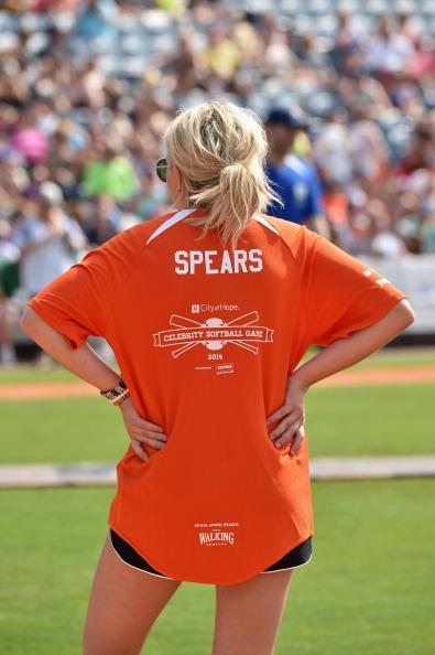 Jamie Lynn Spears「City of Hope Celebrity Softball Game at CMA Festival - Game」:写真・画像(10)[壁紙.com]