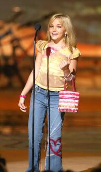 Jamie Lynn Spears「Teen Choice Awards 2002 - Show」:写真・画像(17)[壁紙.com]