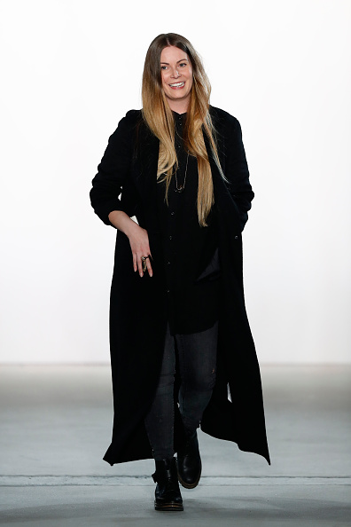 Gratitude「Rebekka Ruetz Show - Mercedes-Benz Fashion Week Berlin A/W 2017」:写真・画像(17)[壁紙.com]