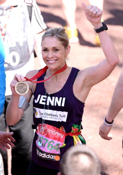 Participant「Celebrities: London Marathon 2014」:写真・画像(18)[壁紙.com]