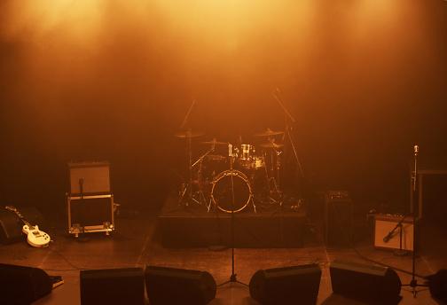Rock Music「Calm before the musical storm」:スマホ壁紙(3)