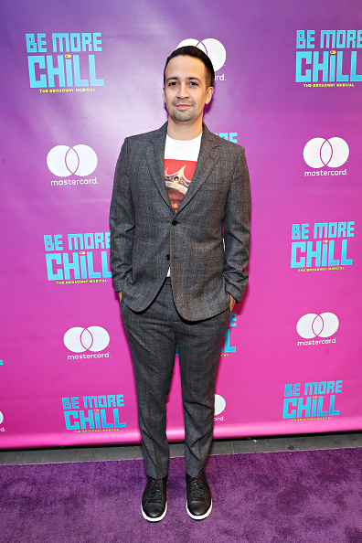 """Checked Suit「""""Be More Chill"""" Opening Night」:写真・画像(5)[壁紙.com]"""