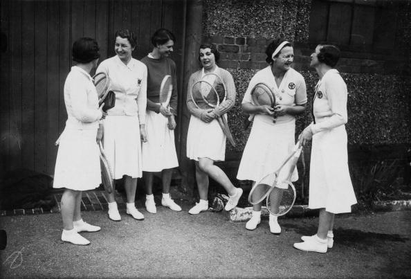 Sports Clothing「Surrey Tennis Team」:写真・画像(9)[壁紙.com]