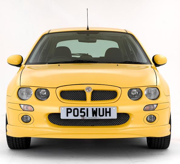 2000s Style「2001 MG ZR 160」:写真・画像(19)[壁紙.com]