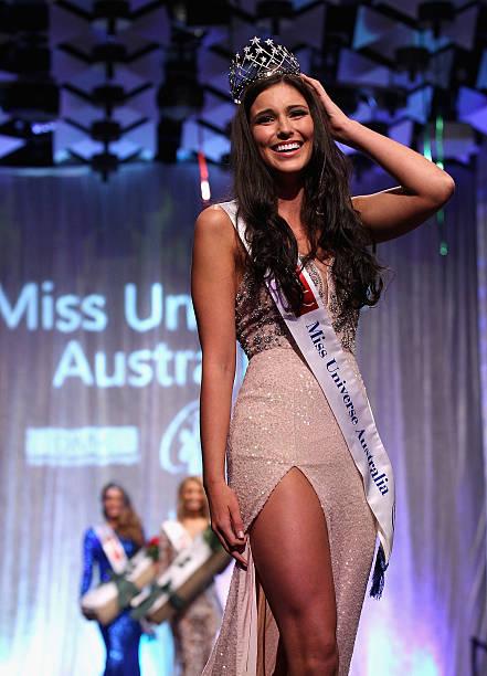 Miss Universe Australia Crowned In Melbourne:ニュース(壁紙.com)