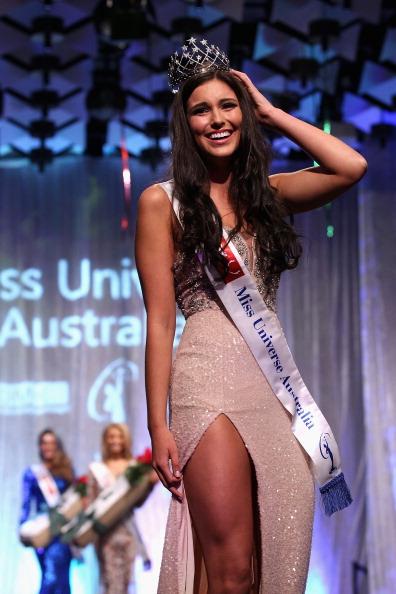 Focus On Foreground「Miss Universe Australia Crowned In Melbourne」:写真・画像(2)[壁紙.com]