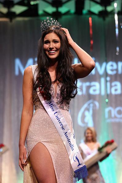 Focus On Foreground「Miss Universe Australia Crowned In Melbourne」:写真・画像(19)[壁紙.com]
