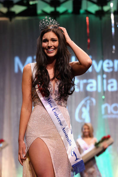 Miss Universe Australia Crowned In Melbourne:ニュース(壁紙.com)