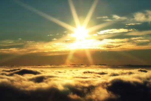 Aura「Divine sunset」:スマホ壁紙(16)