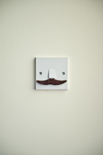 Light Switch「The Hero Mustache Light Switch」:スマホ壁紙(7)