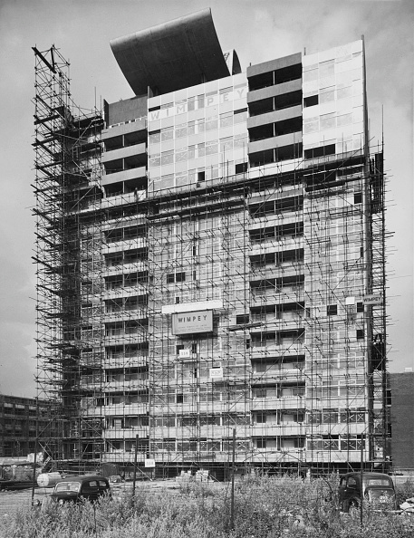 Development「Building The Barbican」:写真・画像(5)[壁紙.com]