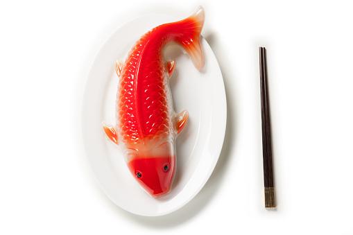 Carp「Fish rice cakes」:スマホ壁紙(6)
