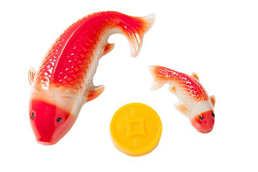 Carp「Fish rice cakes」:スマホ壁紙(8)