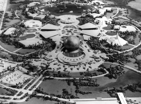 Disney World「Epcot Plan」:写真・画像(6)[壁紙.com]