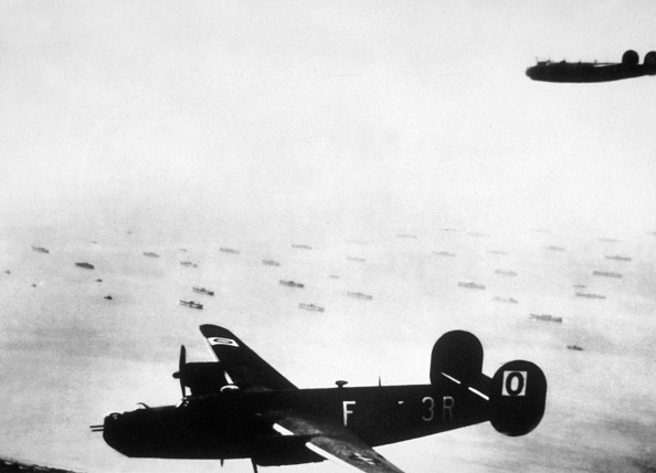 Air Vehicle「B-24 Liberator」:写真・画像(13)[壁紙.com]