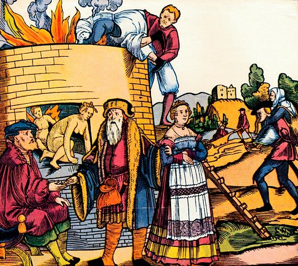Norwegian Culture「The Rejuvenation Cure, 1525, (1949)」:写真・画像(11)[壁紙.com]