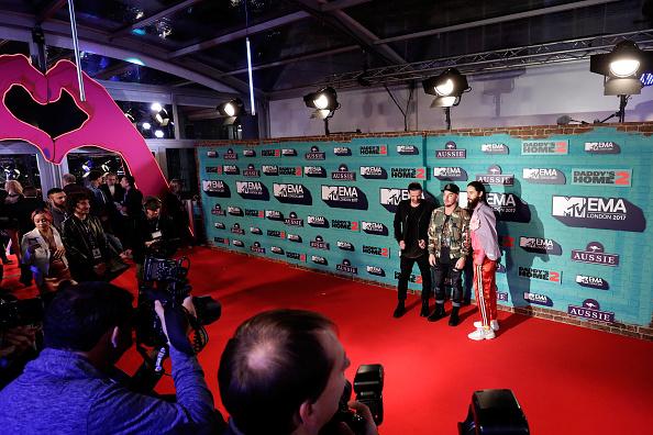 MTVヨーロッパ音楽賞「MTV EMAs 2017 - Red Carpet Arrivals」:写真・画像(17)[壁紙.com]