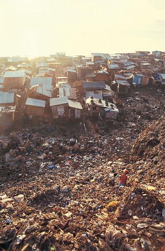 Housing Project「Huts on Smokey Mountain,Manila,Philippines」:スマホ壁紙(19)