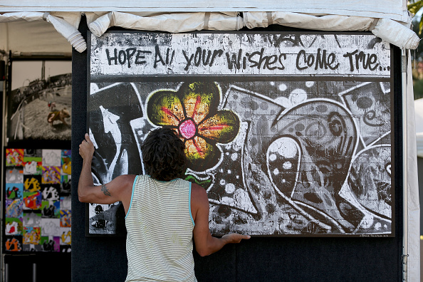Grove「Miami Hosts Annual Coconut Grove Art Festival」:写真・画像(15)[壁紙.com]