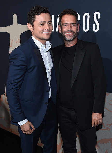 2人「'Narcos' Season 3 New York Screening - Arrivals」:写真・画像(9)[壁紙.com]