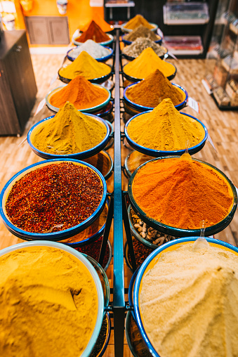 Morocco「Spice market」:スマホ壁紙(19)
