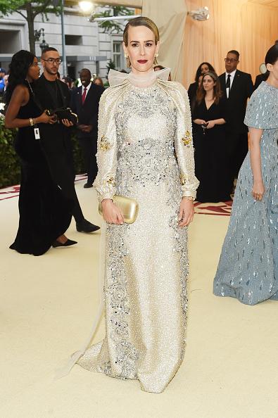 全身「Heavenly Bodies: Fashion & The Catholic Imagination Costume Institute Gala - Arrivals」:写真・画像(18)[壁紙.com]