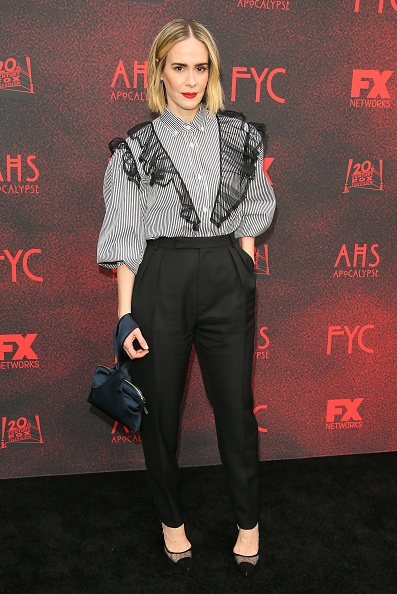 "Black Pants「FYC Red Carpet For FX's ""American Horror Story: Apocalypse""」:写真・画像(4)[壁紙.com]"