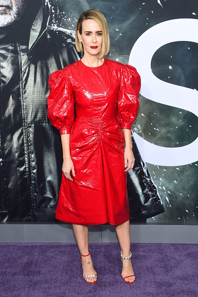 "Red Dress「""Glass"" New York Premiere」:写真・画像(4)[壁紙.com]"