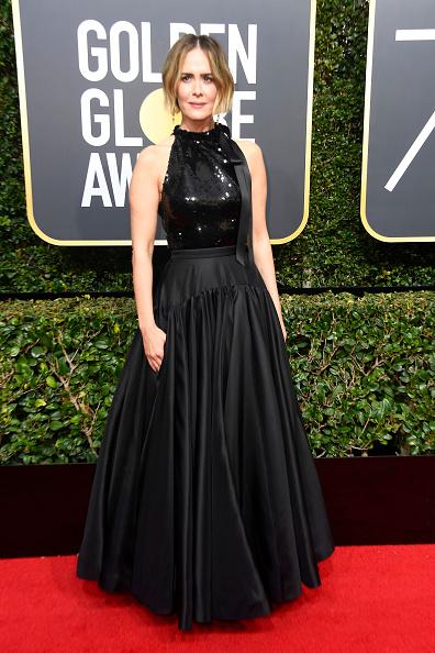Golden Globe Award「75th Annual Golden Globe Awards - Arrivals」:写真・画像(17)[壁紙.com]