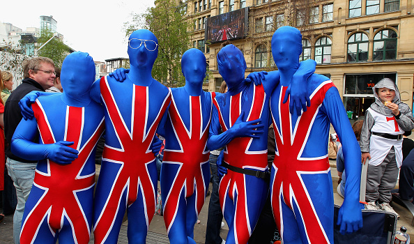 Royal Wedding of Prince William and Catherine Middleton「Royal Wedding - Street Parties And Celebrations Are Held Throughout The UK」:写真・画像(14)[壁紙.com]