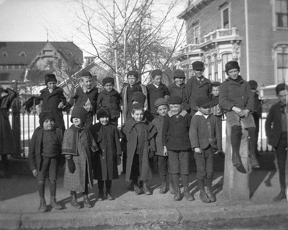 Variation「Group Of Boys Boston 1890s」:写真・画像(12)[壁紙.com]