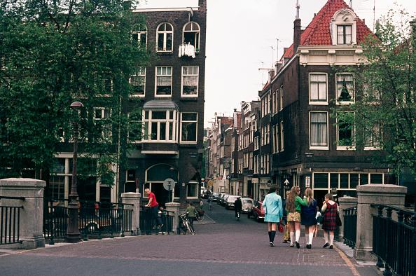 Netherlands「Street Scene In Amsterdam」:写真・画像(8)[壁紙.com]