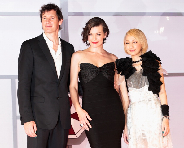 中島 美嘉「'Resident Evil: Retribution' World Premiere」:写真・画像(6)[壁紙.com]