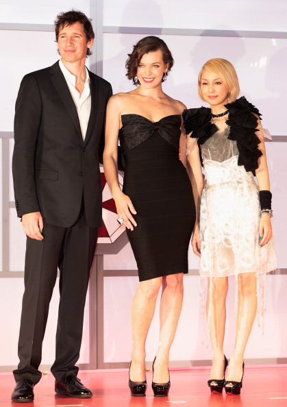中島 美嘉「'Resident Evil: Retribution' World Premiere」:写真・画像(9)[壁紙.com]