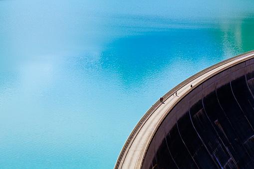 European Alps「High mountains water- reservoir, Austria」:スマホ壁紙(1)