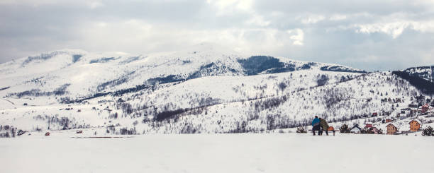High mountain landscape:スマホ壁紙(壁紙.com)