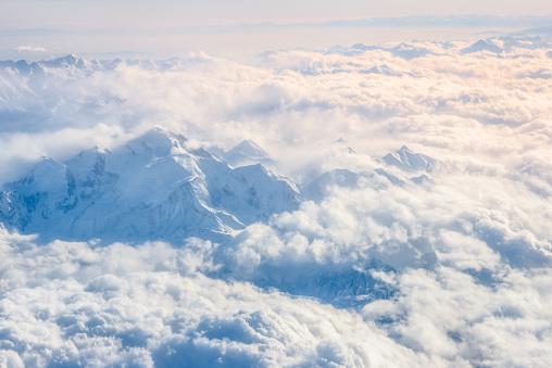 雪景色「ハイ山」:スマホ壁紙(5)