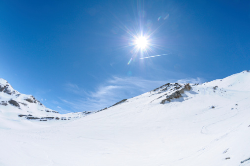 ラグラーブ「高い山の景観に晴れた日」:スマホ壁紙(19)
