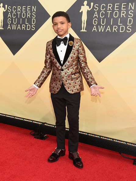 Screen Actors Guild Awards「24th Annual Screen Actors Guild Awards - Red Carpet」:写真・画像(6)[壁紙.com]
