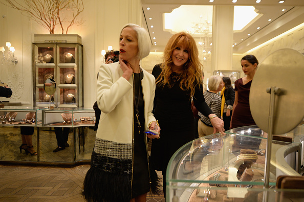 Linda Fargo「Charlotte Tilbury Arrives In America: VIP Beauty Launch Event Presented By Bergdorf Goodman 5th Avenue」:写真・画像(17)[壁紙.com]