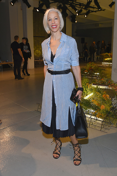 Linda Fargo「Rodarte - Front Row - September 2016 - New York Fashion Week」:写真・画像(2)[壁紙.com]