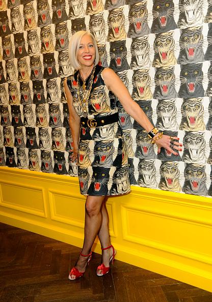 Linda Fargo「Susan Chokachi and Linda Fargo Host Private Dinner to Introduce Gucci Decor at Bergdorf Goodman」:写真・画像(3)[壁紙.com]