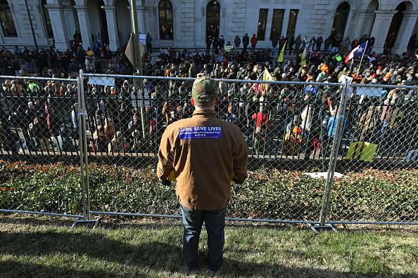 Virginia - US State「Gun Rights Advocates From Across U.S. Rally In Virginia's Capital Against Gun Control Legislation」:写真・画像(8)[壁紙.com]
