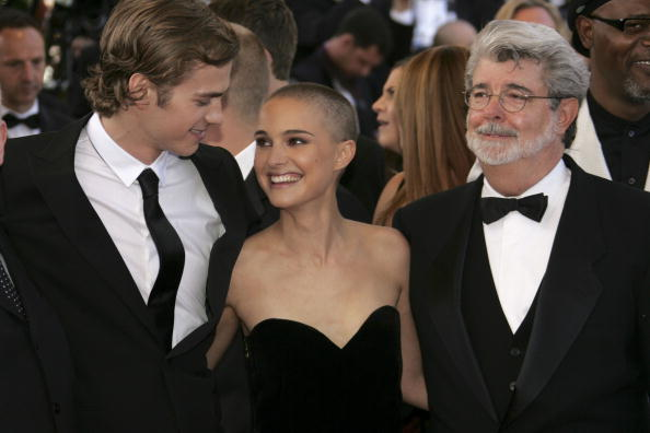 "Shaved Head「Cannes - ""Star Wars III - Revenge of the Sith"" Screening」:写真・画像(14)[壁紙.com]"