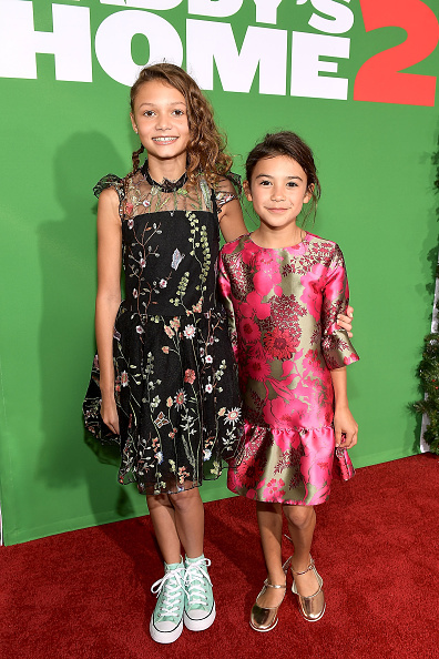 "Baby Doll Dress「Premiere Of Paramount Pictures' ""Daddy's Home 2"" - Red Carpet」:写真・画像(7)[壁紙.com]"