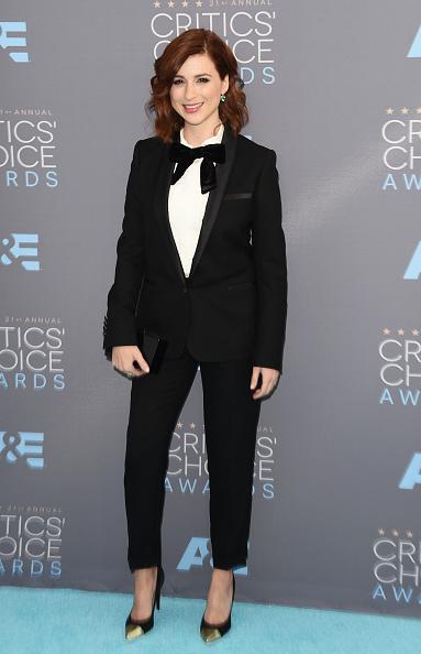 Critics' Choice Movie Awards「The 21st Annual Critics' Choice Awards - Arrivals」:写真・画像(17)[壁紙.com]