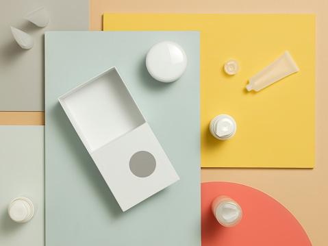 Acrylic Glass「Pastels」:スマホ壁紙(6)