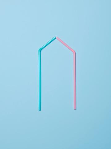 Drinking Straw「Pastels」:スマホ壁紙(3)